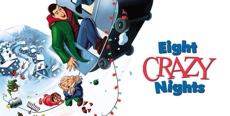 eight crazy nights web2